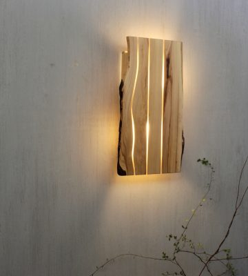 zen decor lighting clay& wood studio