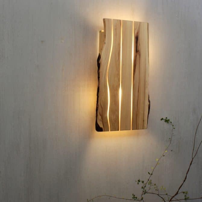zen decor lighting clay& wood studio