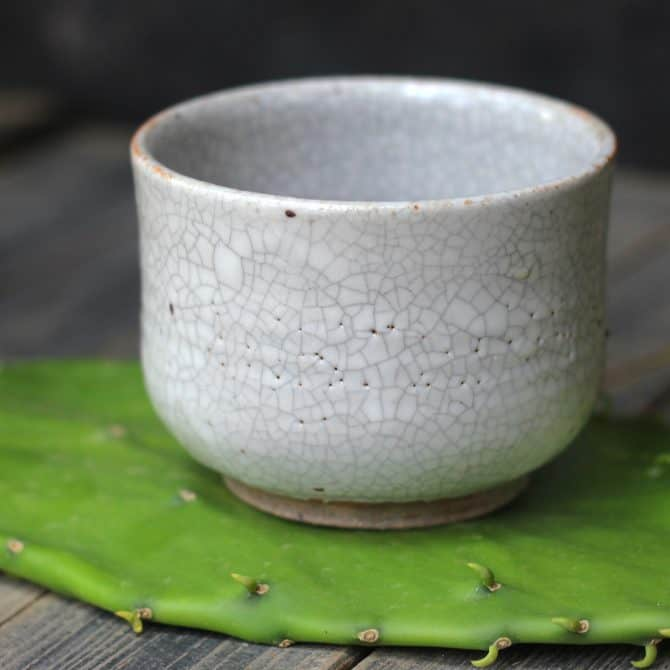 tea Bowl. clay&wood studio