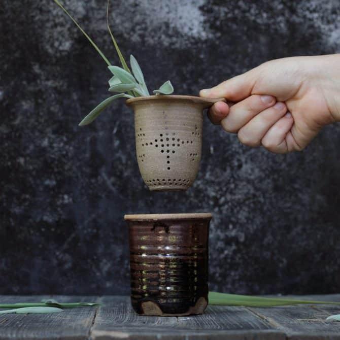 black tea infuser